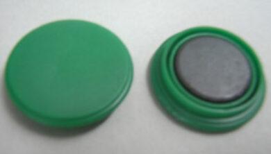 Magnet  zelený  25mm(1099900321)