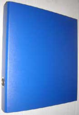 File Take-It A4 with 4rings - blue(1176001298)