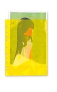 """Folder hanging A4 """"U"""" (100pcs) - yellow(1176550023)"""