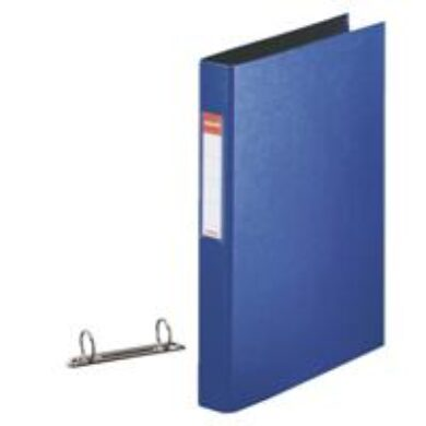File plastics Esselte A4, wide 5cm - blue  (1186874071)