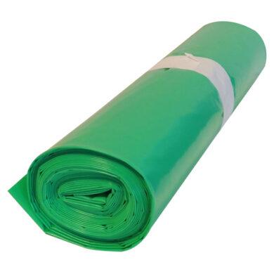 Bags 700x1100x0,06 - green (20pcs)(1186874116)