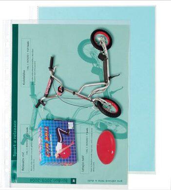 """Folder for brochure A4 """"U"""" hanging (100pcs in pack)(1186874163)"""