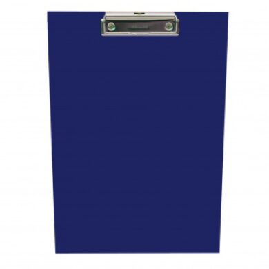 Deska s klipem A4  modrá(1186874335)