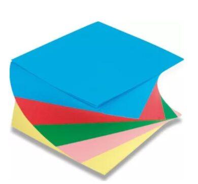 Kostka poznámková barevná - vrtule(1276000707)