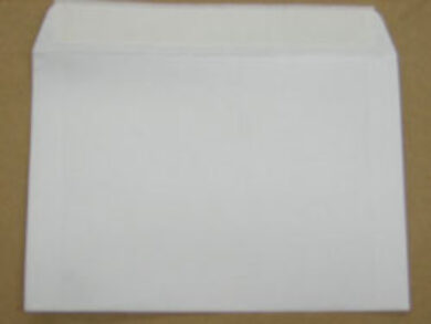 Envelope ahesive C6 white  (1276700011)