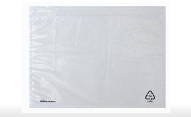 Adhesive pocket C5, transparent (250pcs)(1276920046)