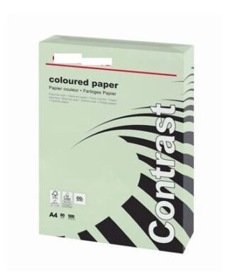 Paper pastel green A4 80g 500sheets  (1289008889)