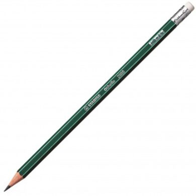 Pencil with rubber HB  (1376001381)