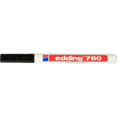 Popisovač Edding  - 780  černý   ( slabý )(1376151977)