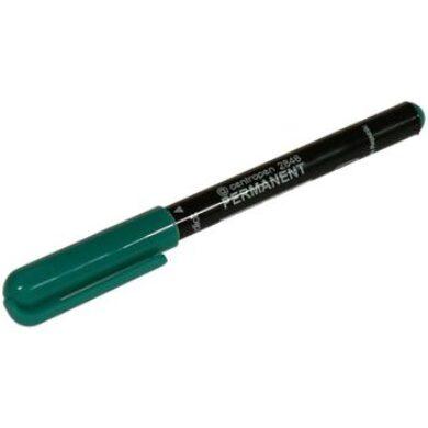 Popisovač  Centropen 2846 zelený lihový(1376178898)