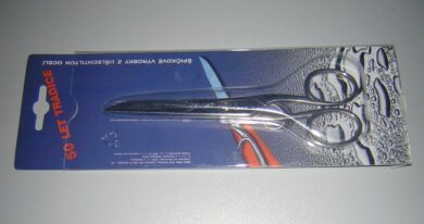 Household scissors 125mm 4157  (1389000439)