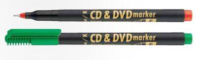 Popisovač na CD/DVD  0,5mm  černý(1389000559)