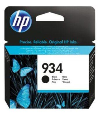 Náplň inkoustová HP 934 ČERNÁ do tiskárny HP OfficeJet Pro6830(1476000537)