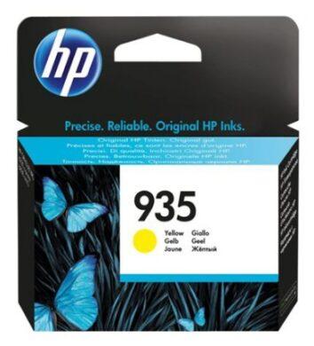 Náplň inkoustová HP 935 ŽLUTÁ do tiskárny HP OfficeJet Pro6830(1476001784)
