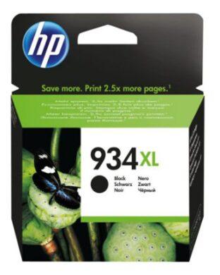 Náplň inkoustová HP 934 XL ČERNÁ do tiskárny HP OfficeJet Pro6830(1476002358)