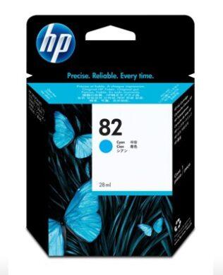 Náplň inkoustová C4911A cyan 69ml  HP 82(1476002501)
