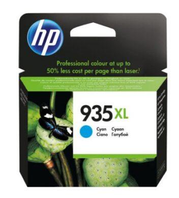 Náplň inkoustová HP 935 XL AZUROVÁ do tiskárny HP OfficeJet Pro6830(1476810013)