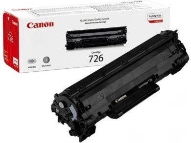 Toner Canon CRG726 černý(1499900285)