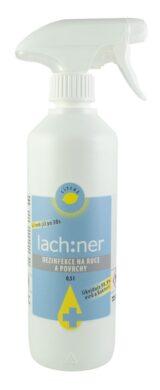 Dezinfekce tekutá Lach-Ner 500ml s rozprašovačem(1686700114)