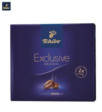 Káva mletá Tchibo Exclusive 2x250g(1786000839)