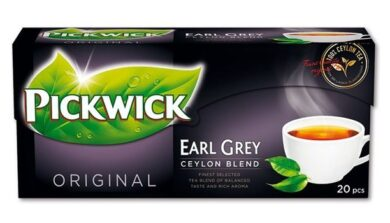 Čaj Pickwick  černý Earl Grey, 20 x 1,75 g(1786000851)