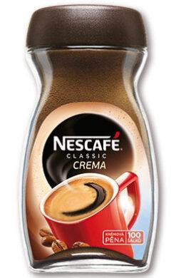 Káva instantní NESCAFE Classic Crema, 200g(1786000944)