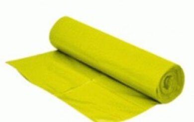 Pytle 700x1100x0,06 - žluté( 20ks )(1871000708)