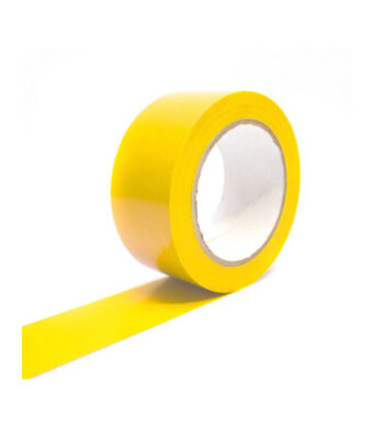 Tape on floor wade 50mm - yellow  (1871002484)