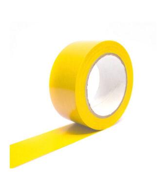 Páska na podlahu PVC 50mm x 33m  žlutá(1871002484)