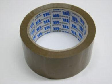 Tape adhesive Havana 48mmx66m - brown(1871300318)