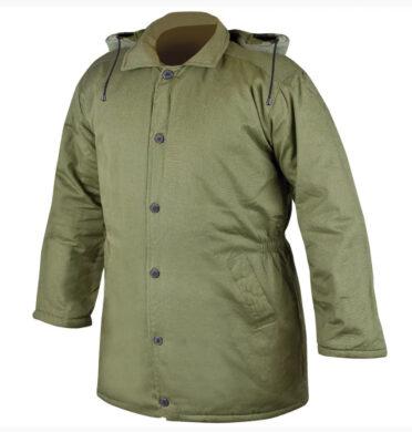 Kabát vatovaný zelený  XL/58(2172000235)
