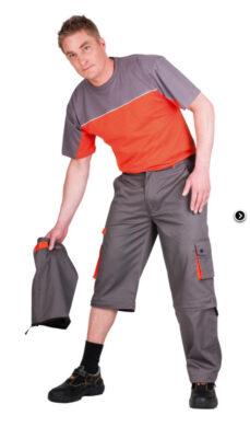 Kalhoty DESMAN 2v1 vel.62(2189002291)