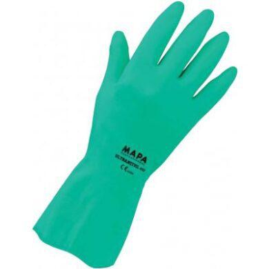 Gloves green ULTRANITRIL No.8(2372130057)