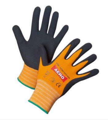 Gloves AERO NitroCom 1930, coated pNI, size L/8(2372171208)