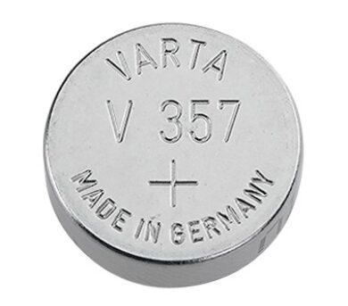 Battery Varta V357 1,55V Silver SR44(3587000614)