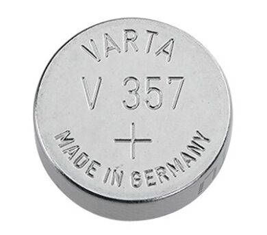 Baterie Varta V357  1,55V   Silver   SR44(3587000614)