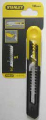 Nůž odlamovací 18mm Stanley(4180450056)