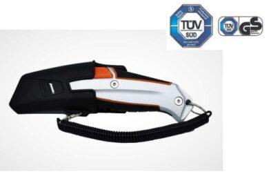 Nůž bezpečnostní H1102 s pouzdrem(4189000129)