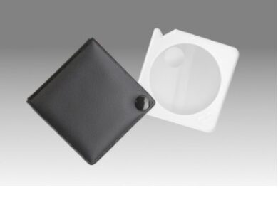 Magnifying glas pocket in wrap 44mm (3xzoom)(4199003170)