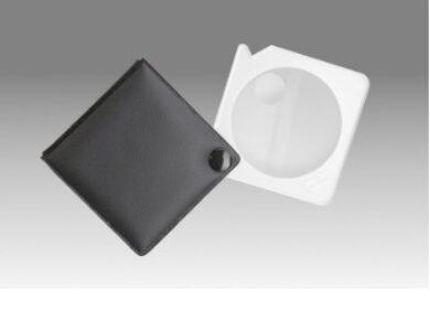 Lupa kapesní v pouzdře  d.44mm  ( 3x zvětšení )(4199003170)