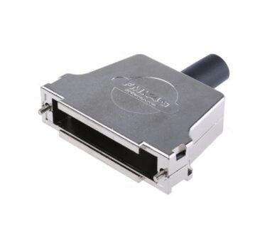 Kovový kryt FMK4G pro konektory D-Sub(7086001131)