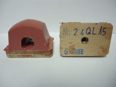 Drucktampon  Nr. 24QL15   6 Shore A M6(7189005810)