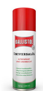 Olej univerzální  BALLISTOL  spray 200 ml(8099000500)