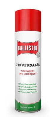 Olej univerzální  BALLISTOL spray 400 ml(8099000501)