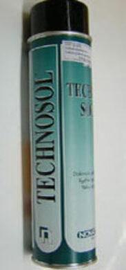 Cleaning agent Technosol spray 600ml(8171220042)
