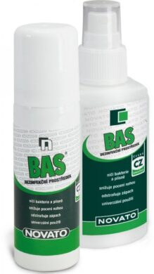 Desinfecting agent BAS 100ml with sprayer  (8199000027)
