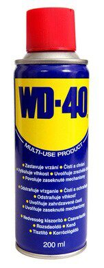 Olej  WD 40  spray 200ml (250ml)  (8281002092)