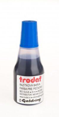 Barva razítková TRODAT modrá  25ml(8371200102)