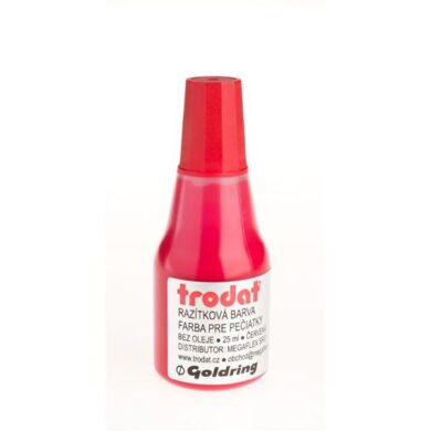 Colour in stamp TRODAT 25ml - red  (8379101013)
