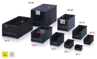 ESD box SK4 black(9200000006)